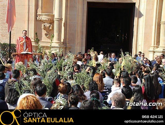Domingo de Ramos - Procesión Iglesia de Santiago - Semana Santa de Totana 2019 - 4