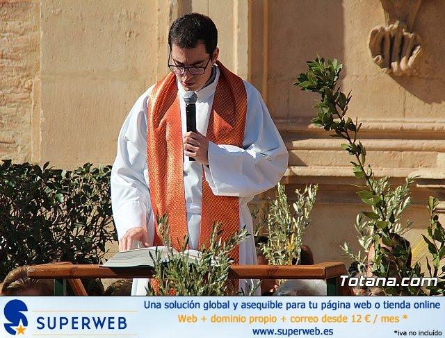 Domingo de Ramos - Procesión Iglesia de Santiago - Semana Santa de Totana 2019 - 17