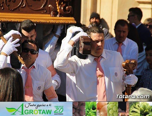 Domingo de Ramos - Procesión Iglesia de Santiago - Semana Santa de Totana 2019 - 30