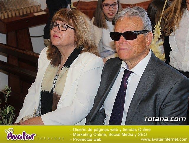 Domingo de Ramos - Procesión San Roque, Convento - Semana Santa de Totana 2019 - 7