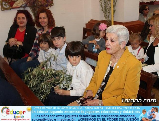 Domingo de Ramos - Procesión San Roque, Convento - Semana Santa de Totana 2019 - 17