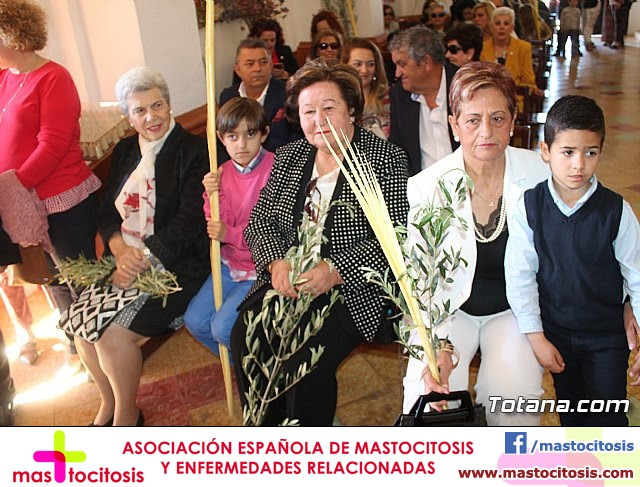 Domingo de Ramos - Procesión San Roque, Convento - Semana Santa de Totana 2019 - 23