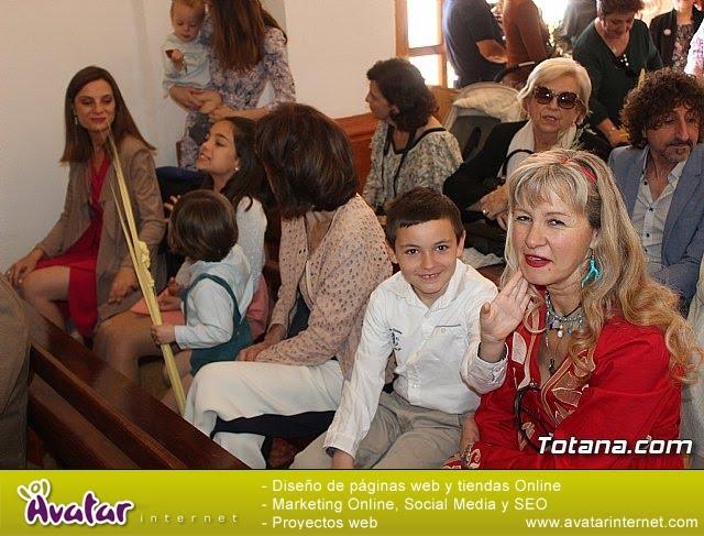 Domingo de Ramos - Procesión San Roque, Convento - Semana Santa de Totana 2019 - 32