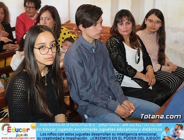 Domingo de Ramos - Procesión San Roque, Convento - Semana Santa de Totana 2019 - 33
