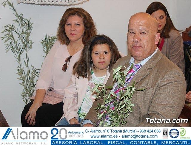Domingo de Ramos - Procesión San Roque, Convento - Semana Santa de Totana 2019 - 35