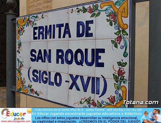 Domingo de Ramos - Procesión San Roque, Convento - Semana Santa 2017 - 6