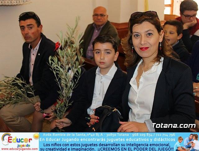 Domingo de Ramos - Procesión San Roque, Convento - Semana Santa 2017 - 20