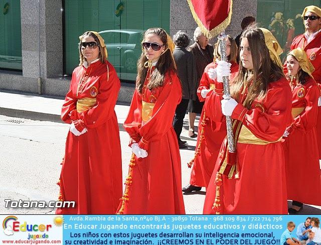 Procesión del Encuentro. Domingo de Resurrección 2012 - 12