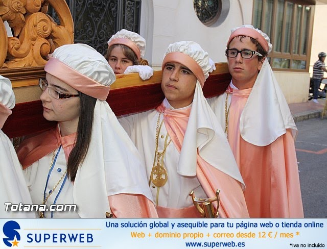 Procesión del Encuentro. Domingo de Resurrección 2012 - 34
