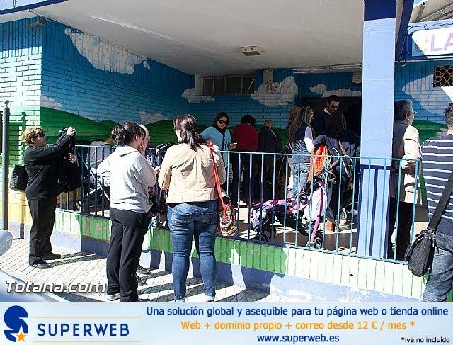 Procesión infantil Escuela Infantil Clara Campoamor - Semana Santa 2015 - 1