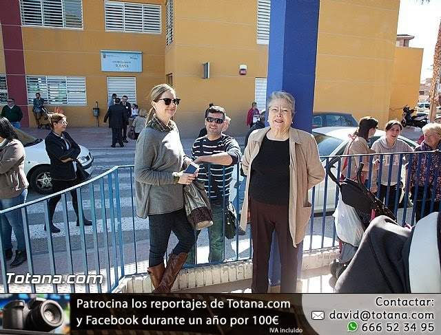 Procesión infantil Escuela Infantil Clara Campoamor - Semana Santa 2015 - 3