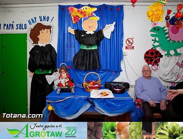 Procesión infantil Escuela Infantil Clara Campoamor - Semana Santa 2015 - 6