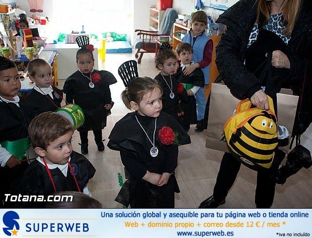 Procesión infantil Escuela Infantil Clara Campoamor - Semana Santa 2015 - 12