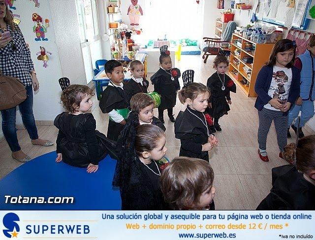 Procesión infantil Escuela Infantil Clara Campoamor - Semana Santa 2015 - 15