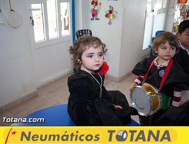 Procesión infantil Escuela Infantil Clara Campoamor - Semana Santa 2015 - 20