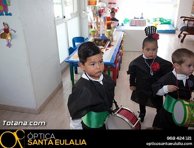 Procesión infantil Escuela Infantil Clara Campoamor - Semana Santa 2015 - 22