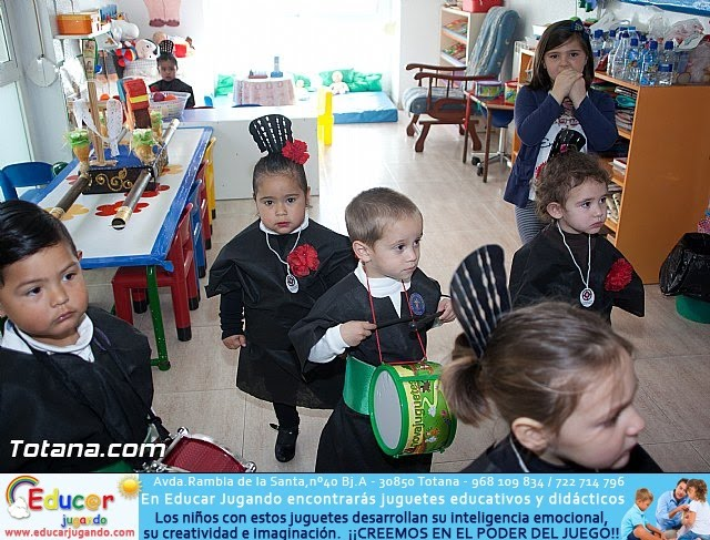 Procesión infantil Escuela Infantil Clara Campoamor - Semana Santa 2015 - 23