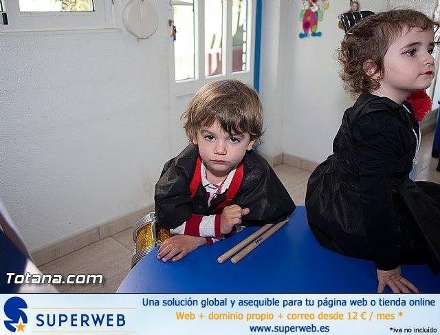 Procesión infantil Escuela Infantil Clara Campoamor - Semana Santa 2015 - 25