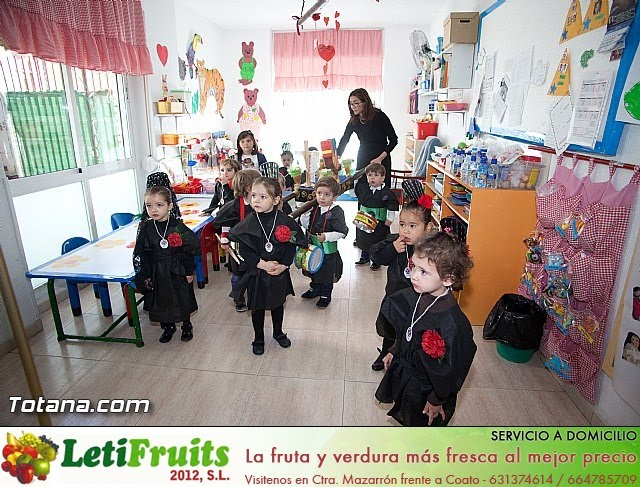 Procesión infantil Escuela Infantil Clara Campoamor - Semana Santa 2015 - 26