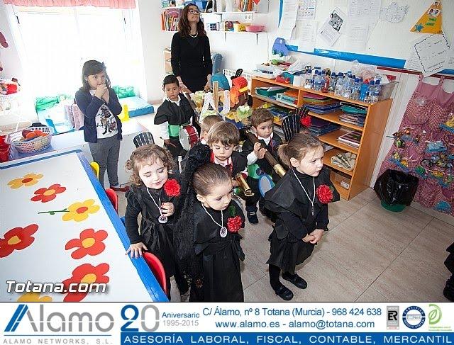 Procesión infantil Escuela Infantil Clara Campoamor - Semana Santa 2015 - 32