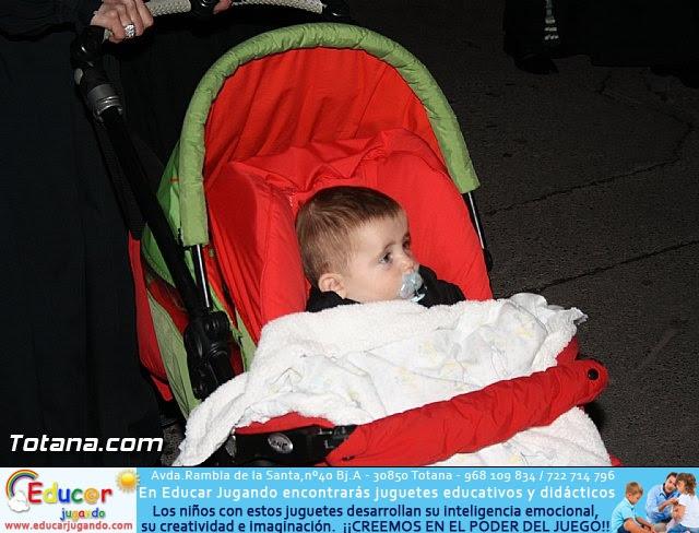 Procesión Jueves Santo - Semana Santa 2012 - 13