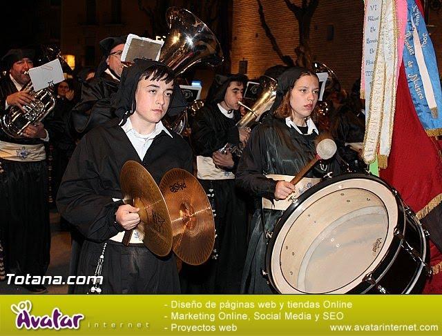 Procesión Jueves Santo - Semana Santa Totana 2016 - 466