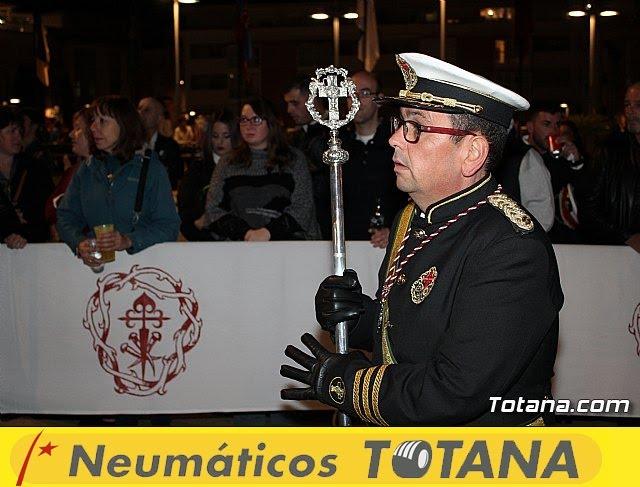 Procesión Jueves Santo - Semana Santa de Totana 2018 - 19