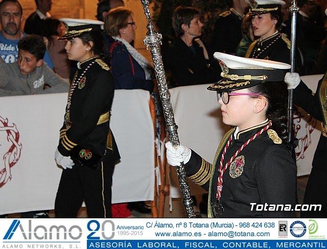 Procesión Jueves Santo - Semana Santa de Totana 2018 - 25