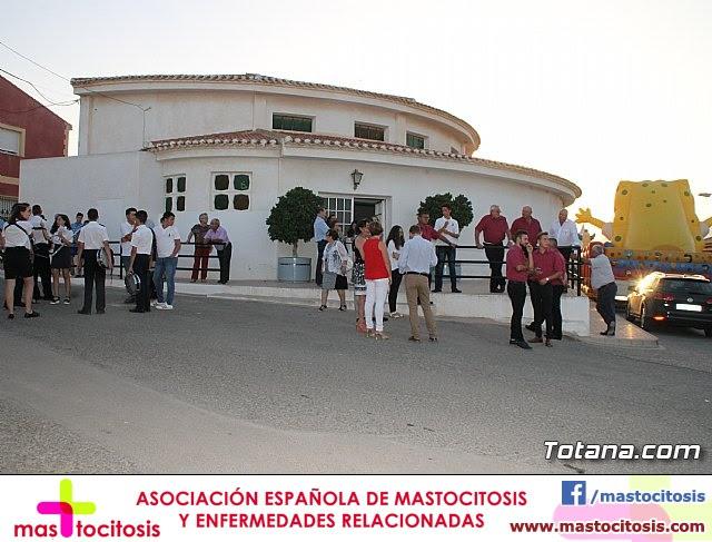 Procesión Fiestas Las Lomas El Paretón 2017 - 1