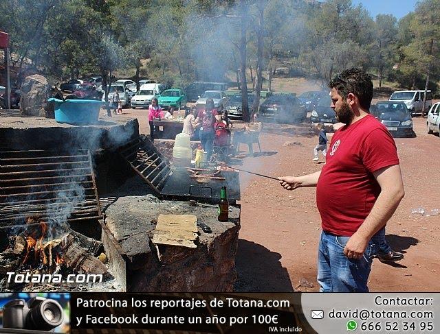 Jornada de convivencia en La Santa - Hdad. de