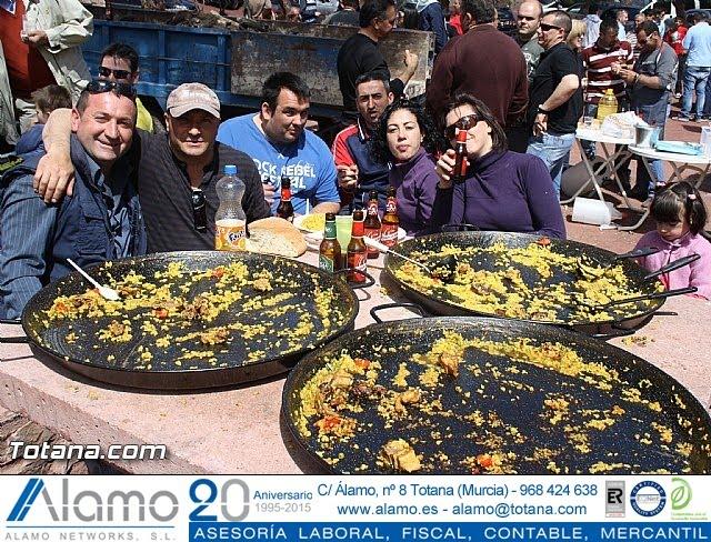 Jornada de convivencia en La Santa. Hermandades y Cofradías. 14/04/2012 - 209
