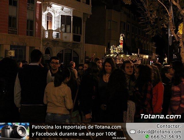 TRASLADO DE PASOS. NOCHE DEL LUNES SANTO 2013 - 5