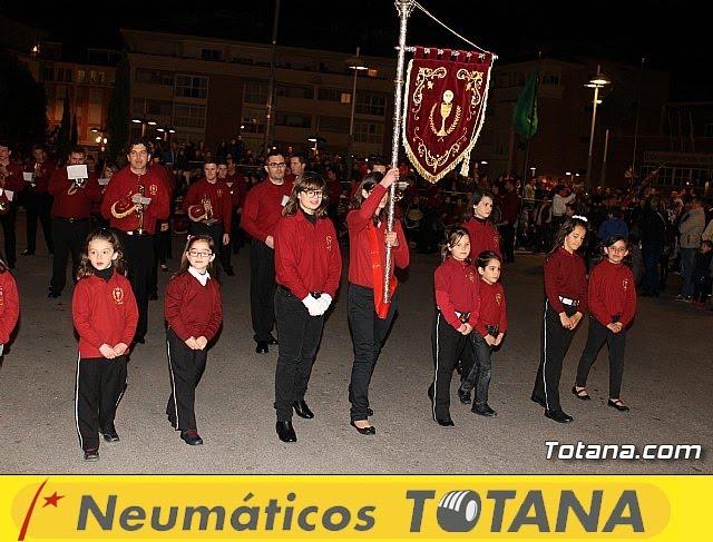 TRASLADO DE PASOS. NOCHE DEL LUNES SANTO 2013 - 7