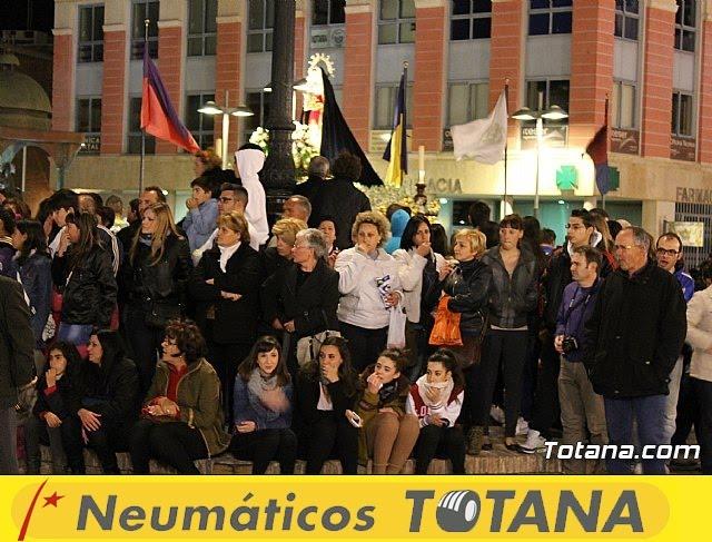 TRASLADO DE PASOS. NOCHE DEL LUNES SANTO 2013 - 8