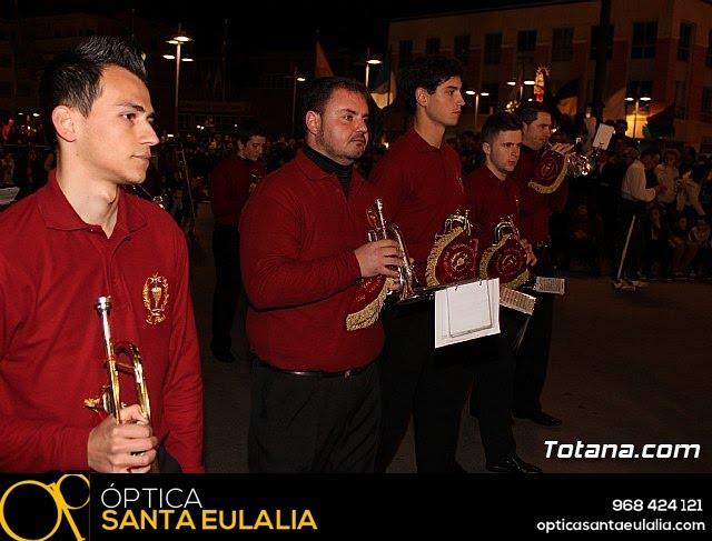 TRASLADO DE PASOS. NOCHE DEL LUNES SANTO 2013 - 12