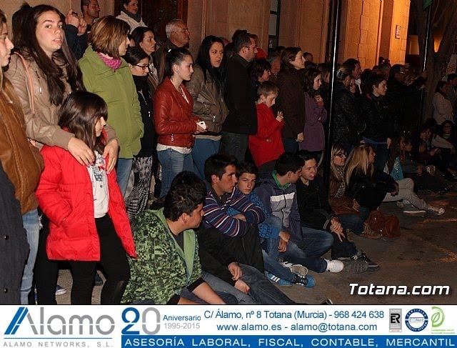 TRASLADO DE PASOS. NOCHE DEL LUNES SANTO 2013 - 15