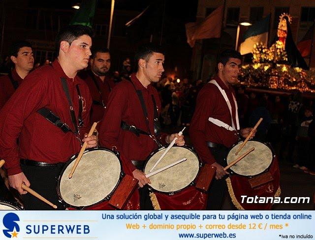 TRASLADO DE PASOS. NOCHE DEL LUNES SANTO 2013 - 23