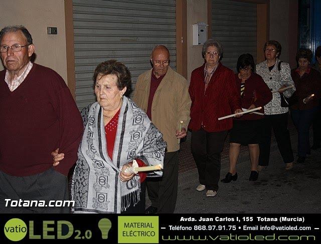 Procesión penitencial Lunes Santo 2014 - 15