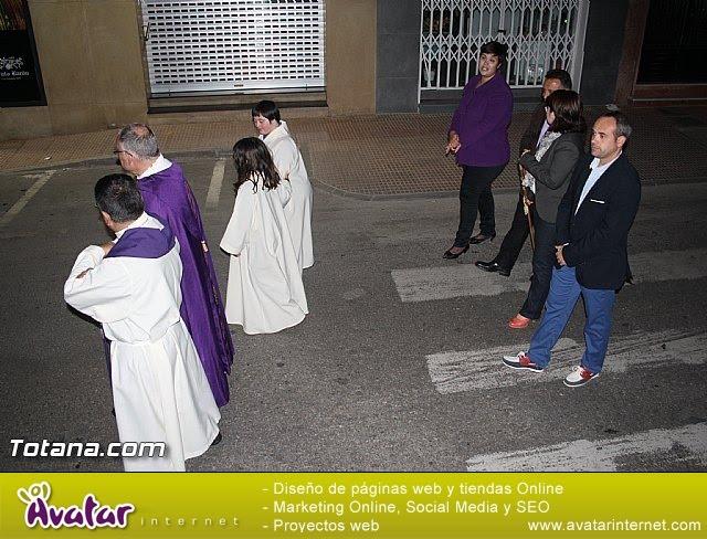 Procesión penitencial Lunes Santo 2014 - 40