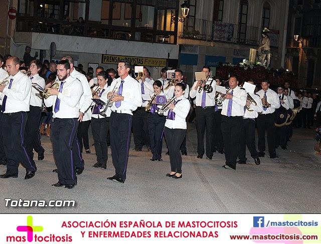 Traslado de pasos. Noche del Lunes Santo 2015 - 25