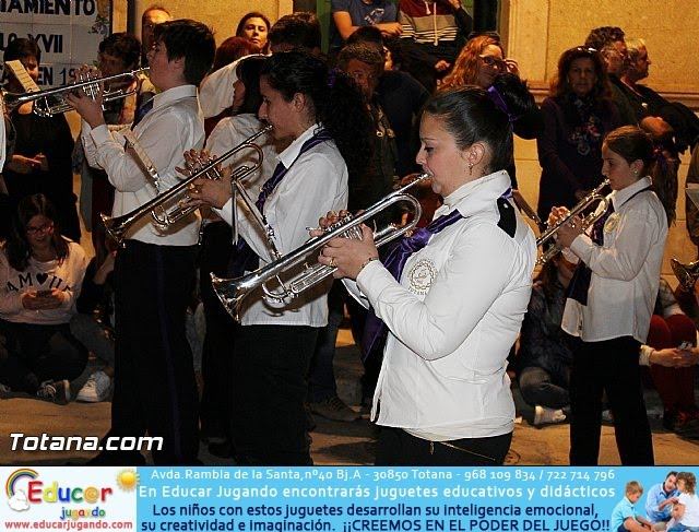 Traslado de pasos. Noche del Lunes Santo 2015 - 30