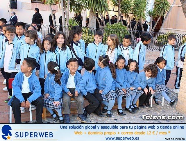 Procesión Infantil - La Milagrosa. Semana Santa 2019 - 13