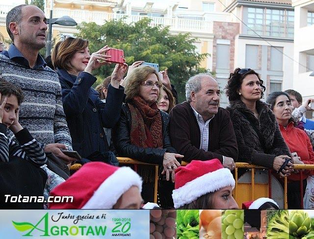 Papá Noel en Totana - Navidad 2015 - 34