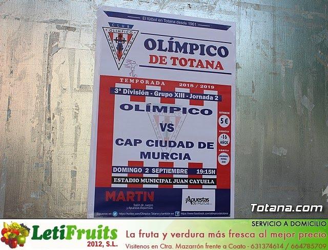 Olímpico de Totana Vs CAP Ciudad de Murcia (3-1) - 3