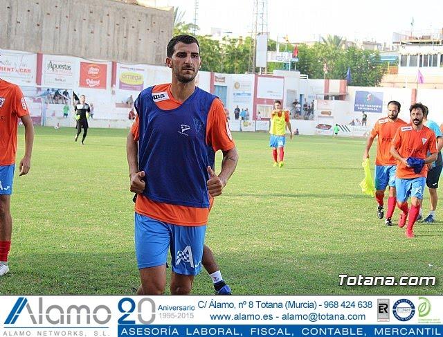 Olímpico de Totana Vs CAP Ciudad de Murcia (3-1) - 14