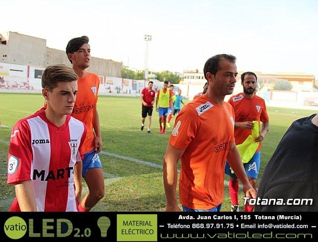 Olímpico de Totana Vs CAP Ciudad de Murcia (3-1) - 17