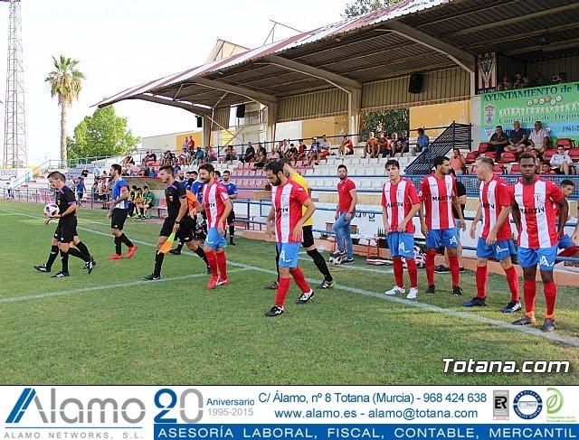 Olímpico de Totana Vs CAP Ciudad de Murcia (3-1) - 22