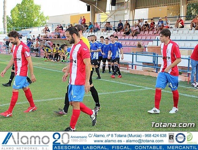 Olímpico de Totana Vs CAP Ciudad de Murcia (3-1) - 23