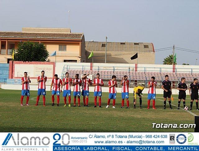 Olímpico de Totana Vs CAP Ciudad de Murcia (3-1) - 31