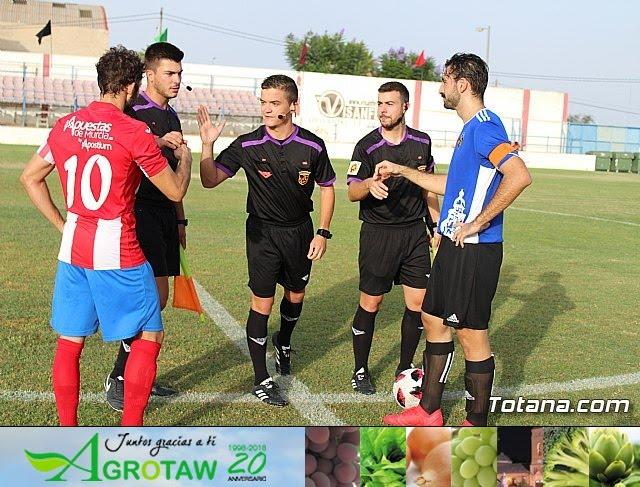 Olímpico de Totana Vs CAP Ciudad de Murcia (3-1) - 34